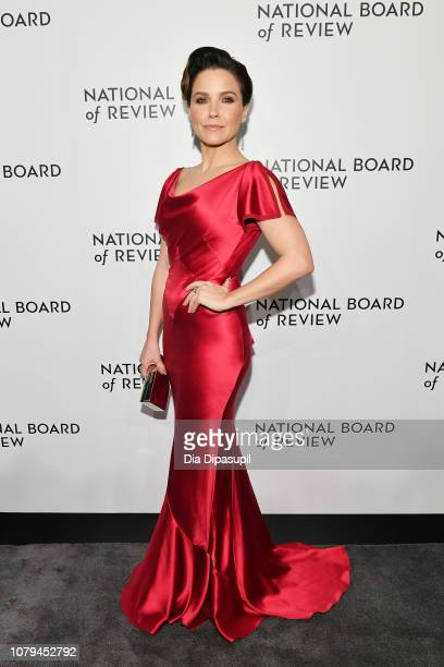 Sophia Bush attends The National Board of Review Annual Awards Gala at Cipriani 42nd Street on January 8 2019 in New York City