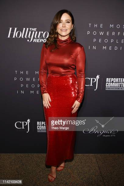 Sophia Bush attends the The Hollywood Reporter's 9th Annual Most Powerful People In Media at The Pool on April 11 2019 in New York City