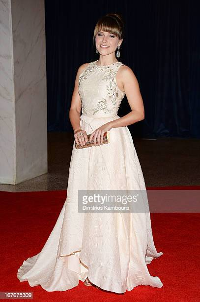 Sophia Bush attends the White House Correspondents' Association Dinner at the Washington Hilton on April 27 2013 in Washington DC