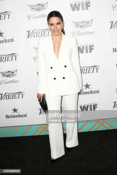 Sophia Bush attends Variety and Women in Film's 2018 PreEmmy Celebration at Cecconi's on September 15 2018 in West Hollywood California