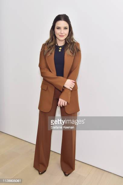 Sophia Bush attends Woman Made on March 5, 2019 in Beverly Hills, California.