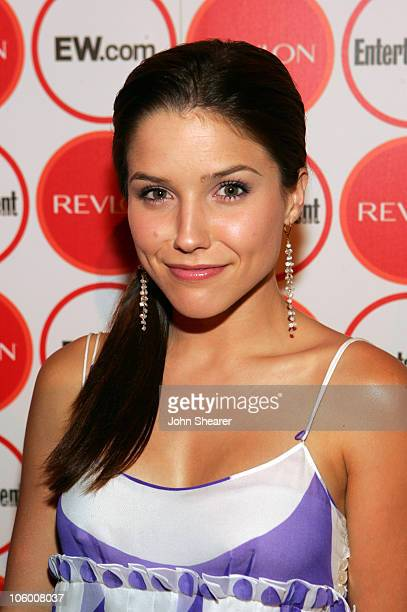 Sophia Bush during Entertainment Weekly Magazine 4th Annual Pre-Emmy Party - Inside at Republic in Los Angeles, California, United States.