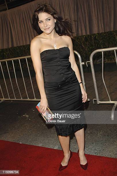 """Sophia Bush during Walt Disney Pictures and Jerry Bruckheimer Films' Premiere """"Glory Road"""" at Pantages Theatre in Hollywood, California, United..."""