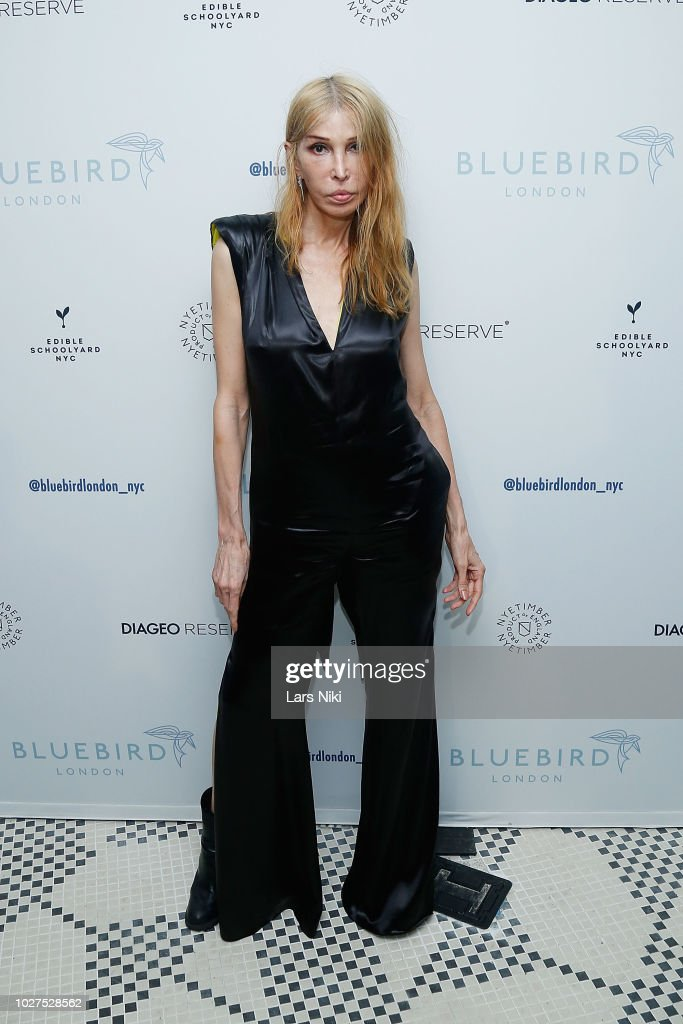 Sophia Lamar attends the Bluebird London New York City launch party at Bluebird London on September 5, 2018 in New York City.