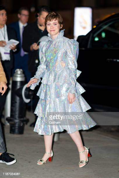 Sophia Lillis attends the 2019 Glamour Women Of The Year Award at Lincoln Center on November 11 2019 in New York City