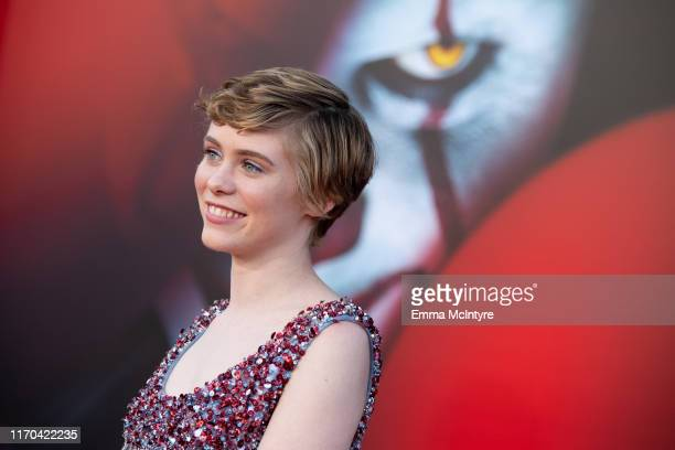 Sophia Lillis attends the premiere of Warner Bros Pictures It Chapter Two at Regency Village Theatre on August 26 2019 in Westwood California
