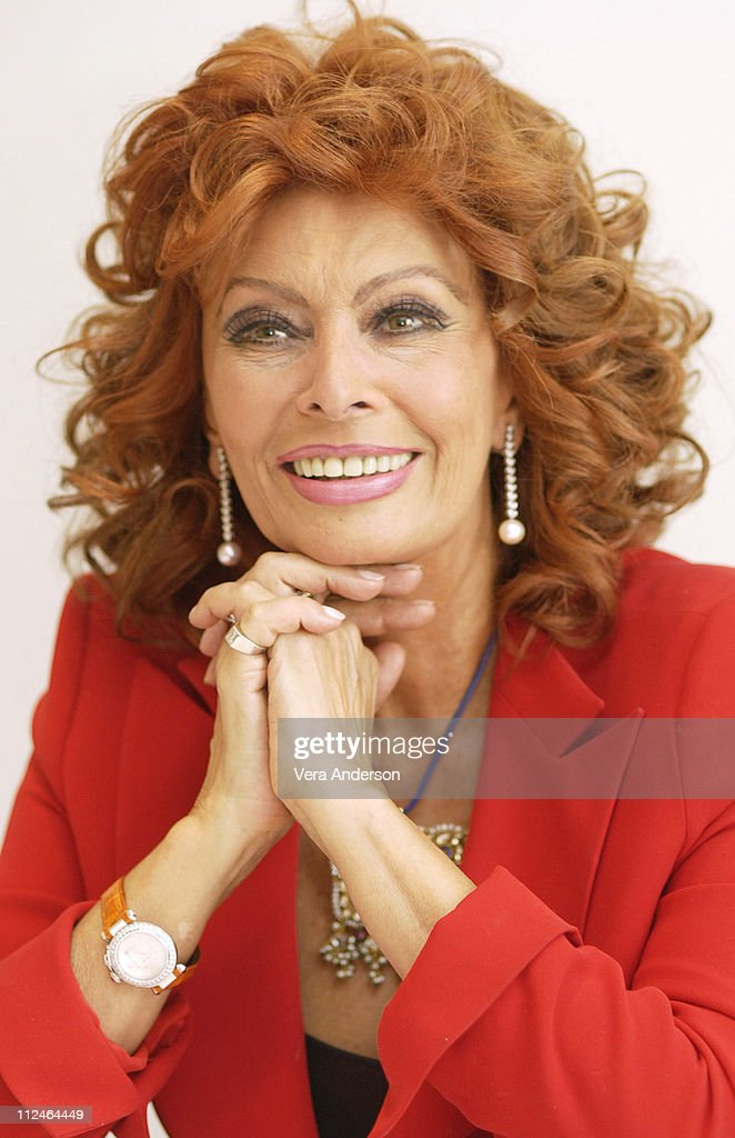 """Between Strangers"" Press Conference with Sophia Loren and Edoardo Ponti"