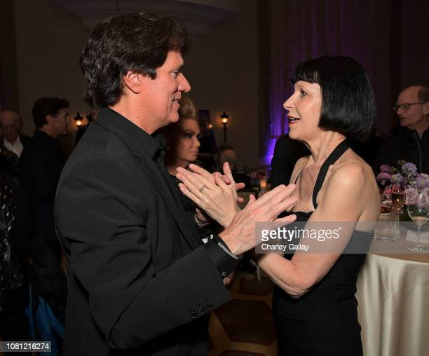 Sophia Loren host a starstudded reception for 'Mary Poppins Returns' nominated for 4 Golden Globe® Awards including Best Picture 9 Critics' Choice...