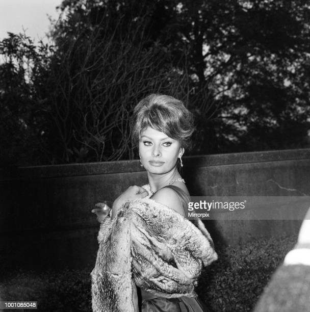 Sophia Loren who will be starring with Peter Sellers in the Dimitri de Grunwald production 'The Millionairess' based on the play by George Bernard...