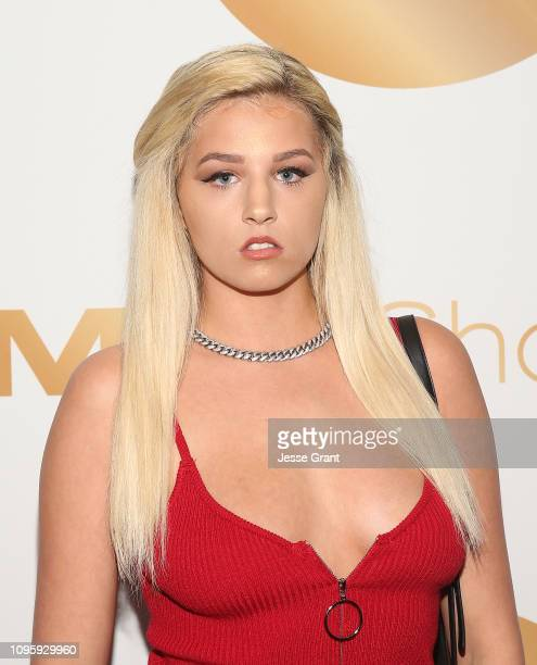 Sophia Lux attends the 2019 XBIZ Awards on January 17 2019 in Los Angeles California