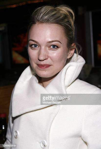 Sophia Myles at the Heineken Green Room during 2006 Park City Art School Confidential Party at the Heineken Green Room in Park City Utah