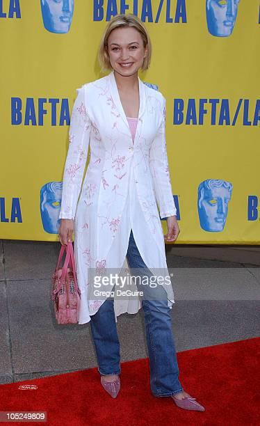 Sophia Myles during 10th Annual BAFTA/LA Tea Party at St Regis Hotel in Century City California United States