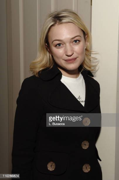 Sophia Myles during 2006 Park City Cadillac Lounge Art School Confidential Party at Cadillac Lounge in Park City Utah United States