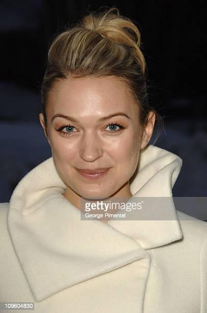 Sophia Myles during 2006 Sundance Film Festival Art School Confidential Premiere at Eccles in Park City Utah United States
