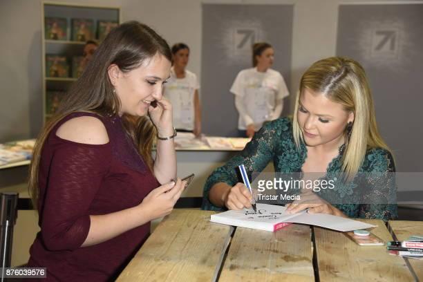Sophia Thiel attends the Stylorama on November 18 2017 in Dortmund Germany