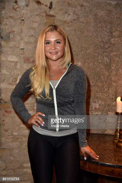 Sophia Thiel during the TV Show Pre Screening at Soho House on August 31 2017 in Berlin Germany