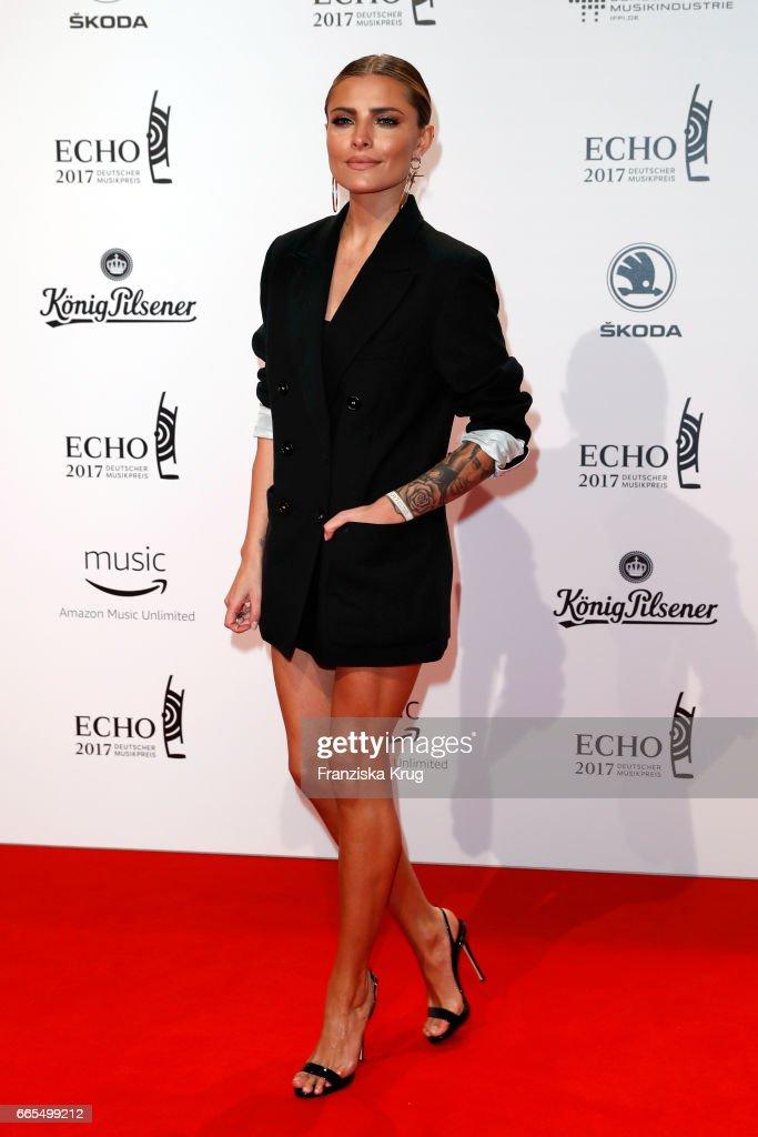 Echo Award 2017 - Red Carpet Arrivals : Nachrichtenfoto