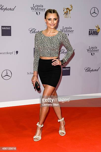 Sophia Thomalla attends the Tribute To Bambi 2014 at Station on September 25 2014 in Berlin Germany