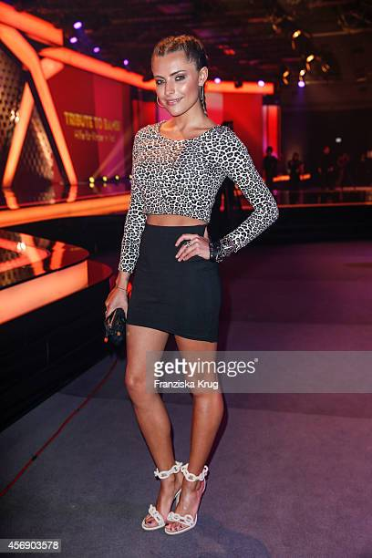 Sophia Thomalla attends the Tribute To Bambi 2014 on September 25, 2014 in Berlin, Germany.
