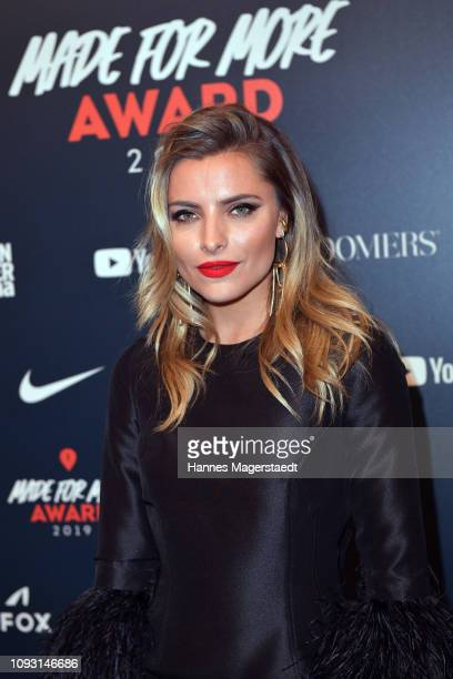 Sophia Thomalla during the Made For More Award at Ziegelei 101 on February 2 2019 in Munich Germany