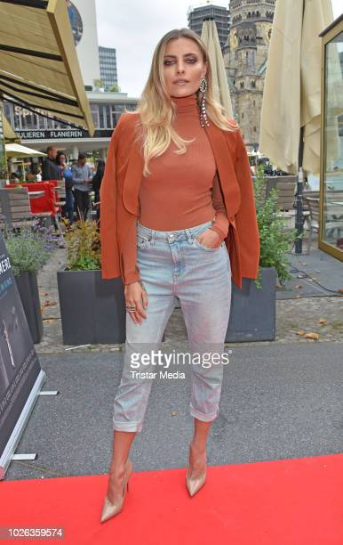 Sophia Thomalla during the premiere of 'Phantomschmerz' at Zoo Palast on September 2 2018 in Berlin Germany