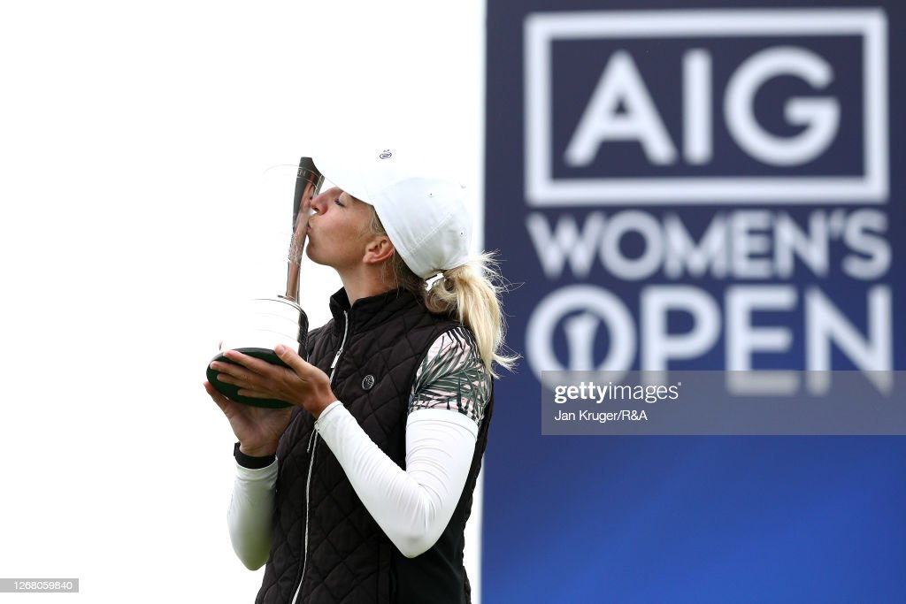 AIG Women's Open 2020 - Day Four : ニュース写真