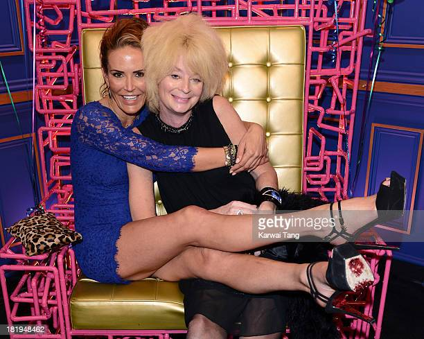 Celebrity big brother lauren and sophie