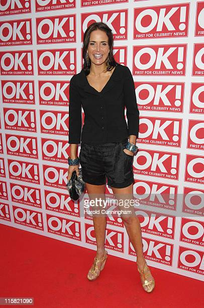 Sophie Anderton during ROK!ing All Over The World - OK! Party at Old Billingsgate Market in London, Great Britain.
