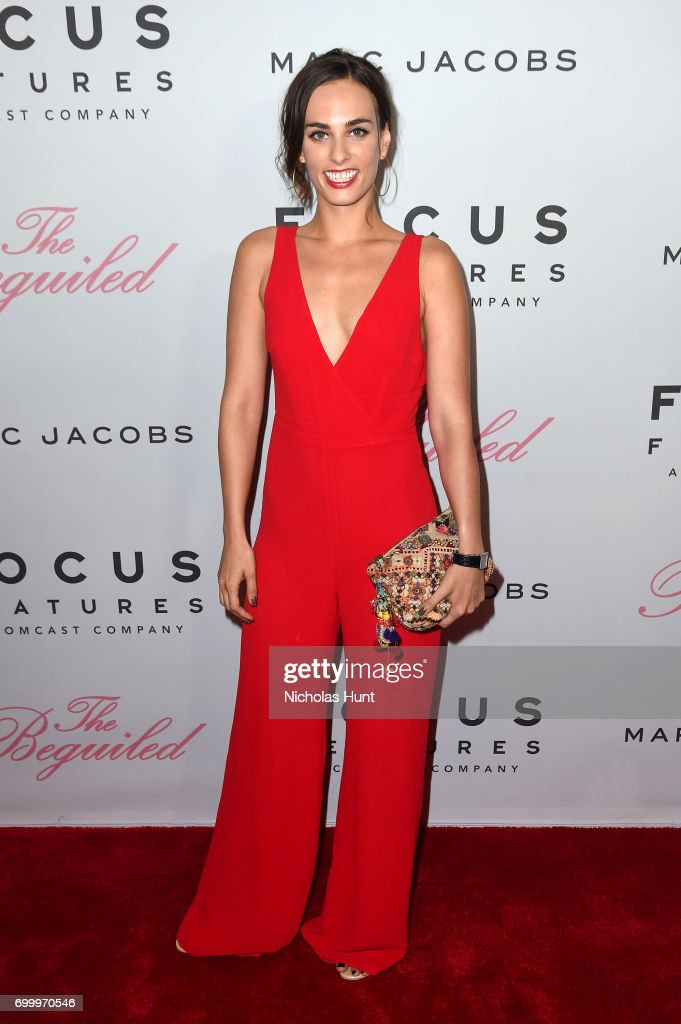 Sophie Auster attends 'The Beguiled' New York Premiere at The Metrograph on June 22, 2017 in New York City.