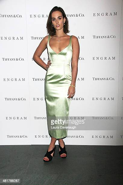 Sophie Auster attends the 'Engram' screening at the Celeste Bartos Theater at the Museum of Modern Art on March 31 2014 in New York City