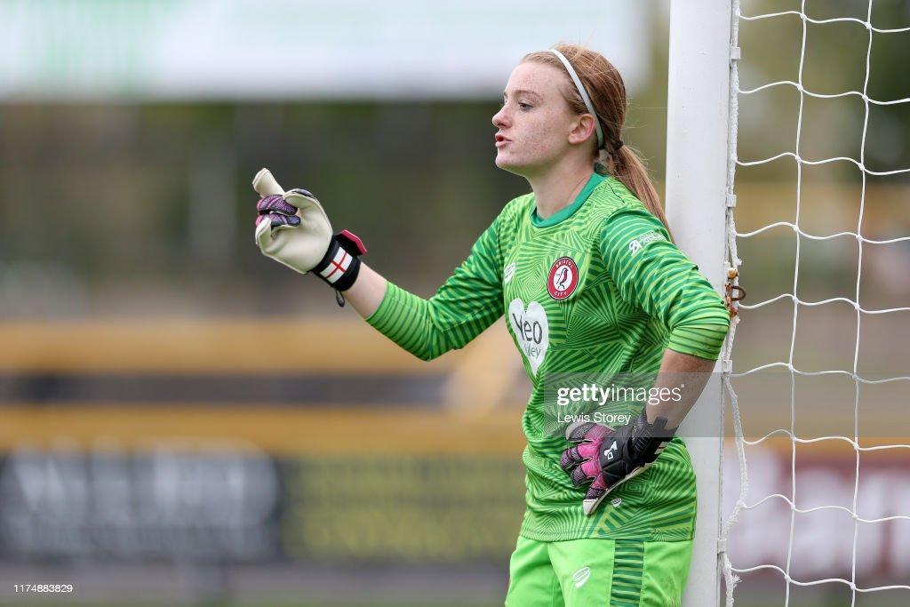 Everton v Bristol City - Barclays FA Women's Super League : News Photo