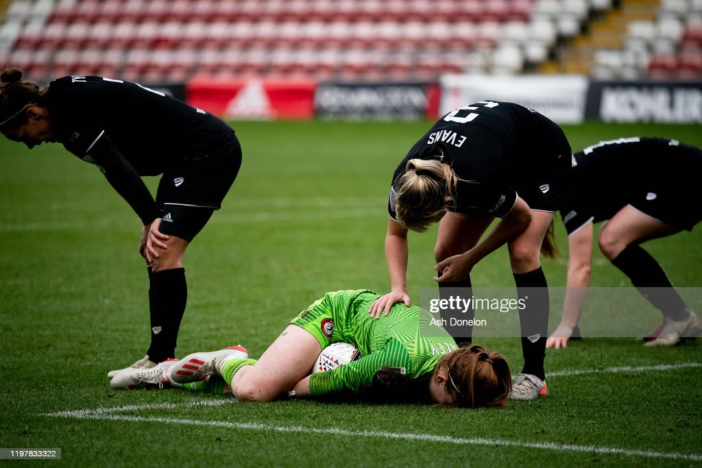 Manchester United v Bristol City - Women's Super League : News Photo