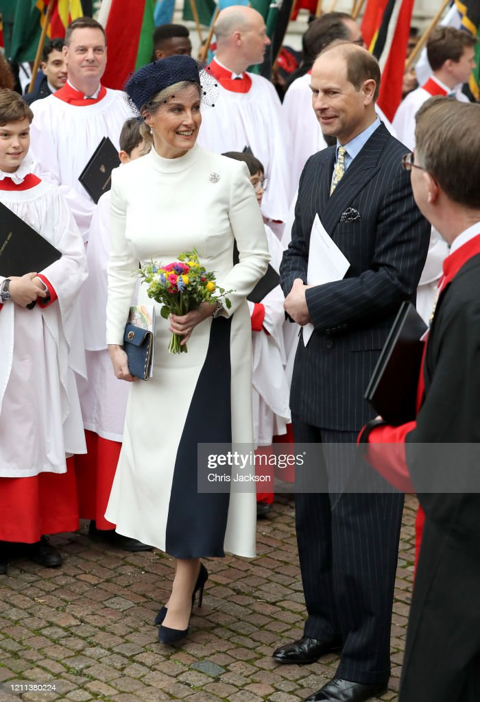 Commonwealth Day Service 2020 : News Photo