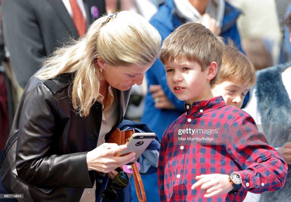 Windsor Horse Show : News Photo