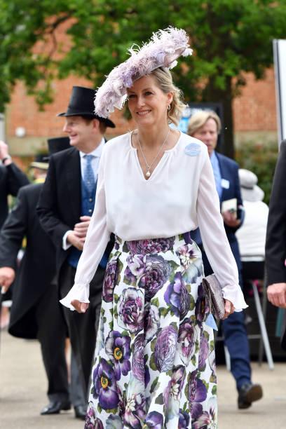 GBR: 2021 Royal Ascot - Fashion, Day Two