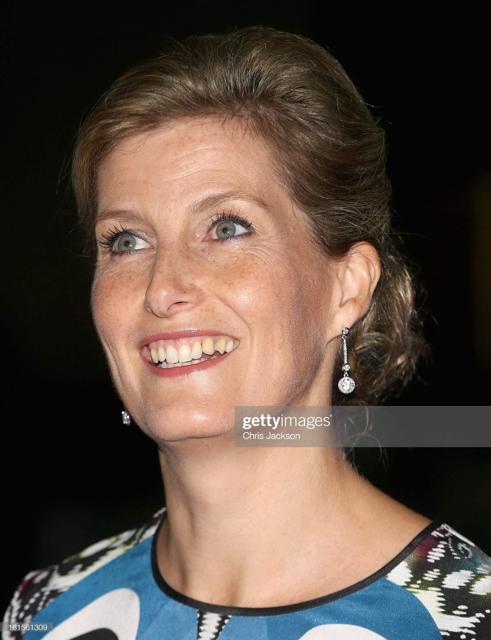 Sophie, Countess Of Wessex Visits Qatar - Day 1 : News Photo