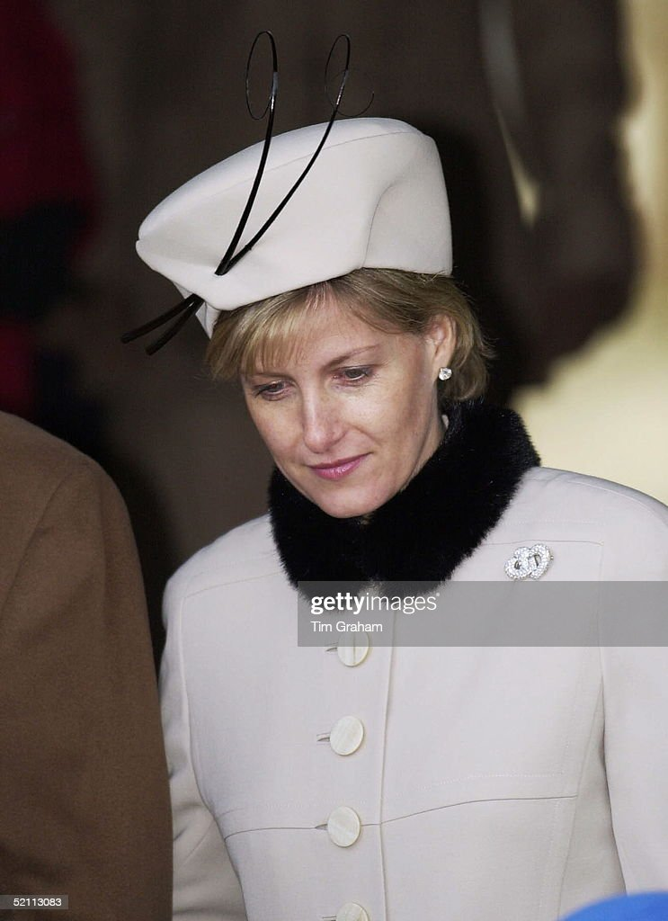 Sophie Countess Of Wessex : News Photo