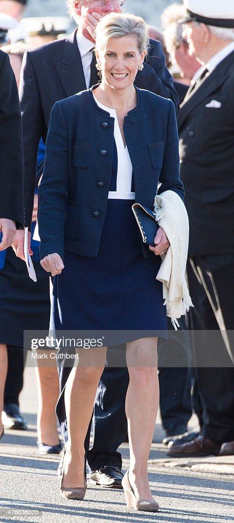The Duke of Edinburgh Attends Bicentenary Celebrations Of The Royal Yacht Squadron : News Photo