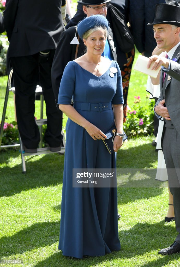 Royal Ascot 2019 - Day Three: Ladies Day : News Photo