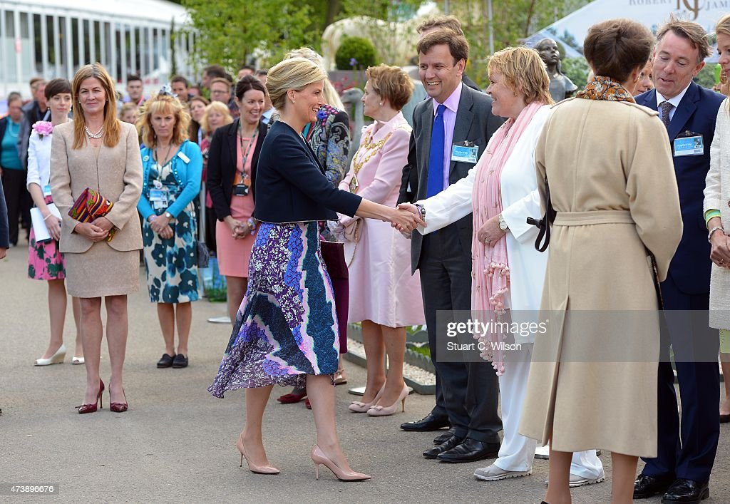Chelsea Flower Show : News Photo