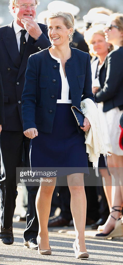 The Duke of Edinburgh Attends Bicentenary Celebrations Of The Royal Yacht Squadron : News Photo