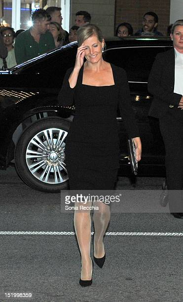 Sophie Countess of Wessex attends the Rebelle premiere during the 2012 Toronto International Film Festival at The Elgin on September 14 2012 in...