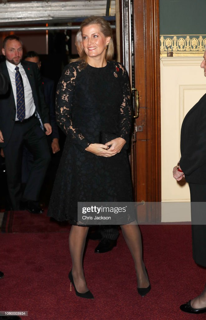 CASA REAL BRITÁNICA - Página 79 Sophie-countess-of-wessex-attends-the-royal-british-legion-festival-picture-id1060003934
