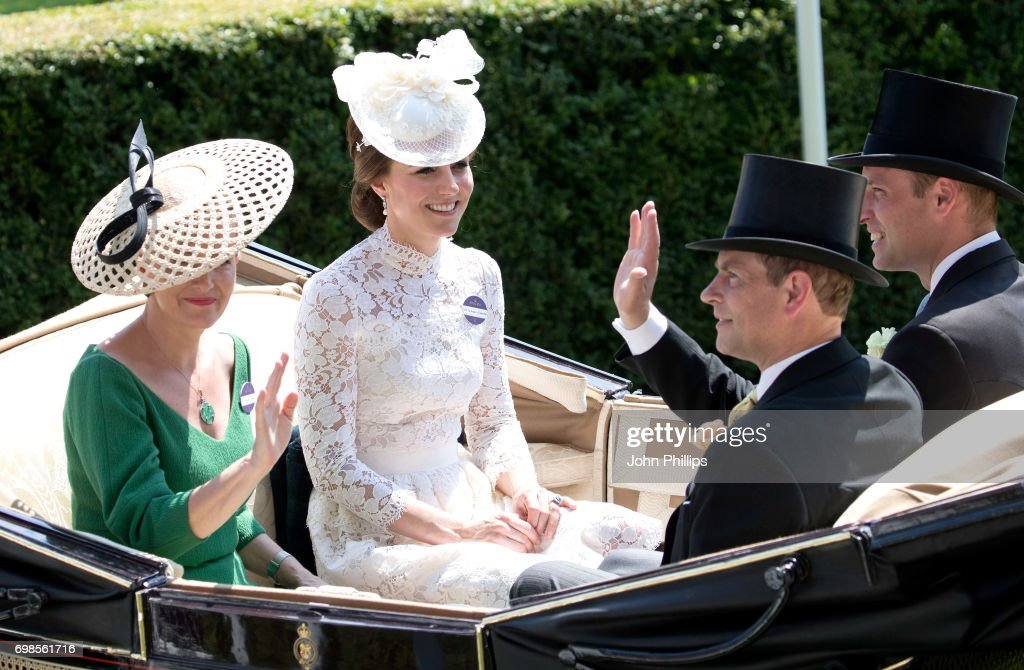 Royal Ascot 2017 - Day 1 : News Photo