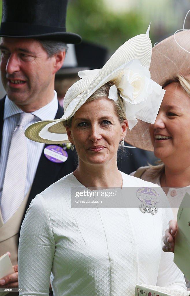 Royal Ascot 2014 Day Two : News Photo