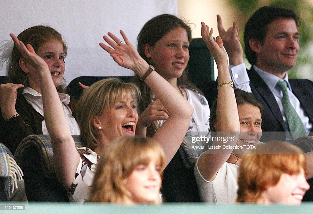 Children's Garden Party at Buckingham Palace