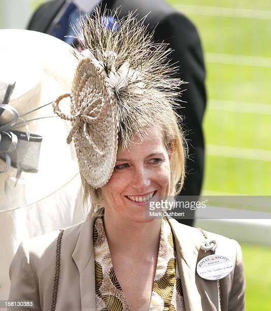 Sophie Countess Of Wessex On Ladies Day Of Royal Ascot Held At Ascot Racecourse Berkshire