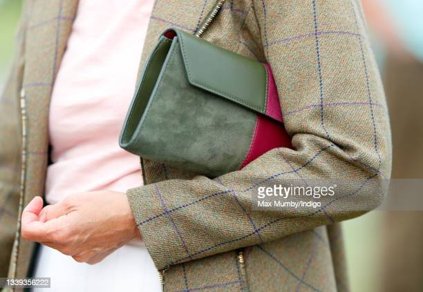 Sophie, Countess of Wessex visit the Westmorland County Show on September 9, 2021 in Milnthorpe, England.