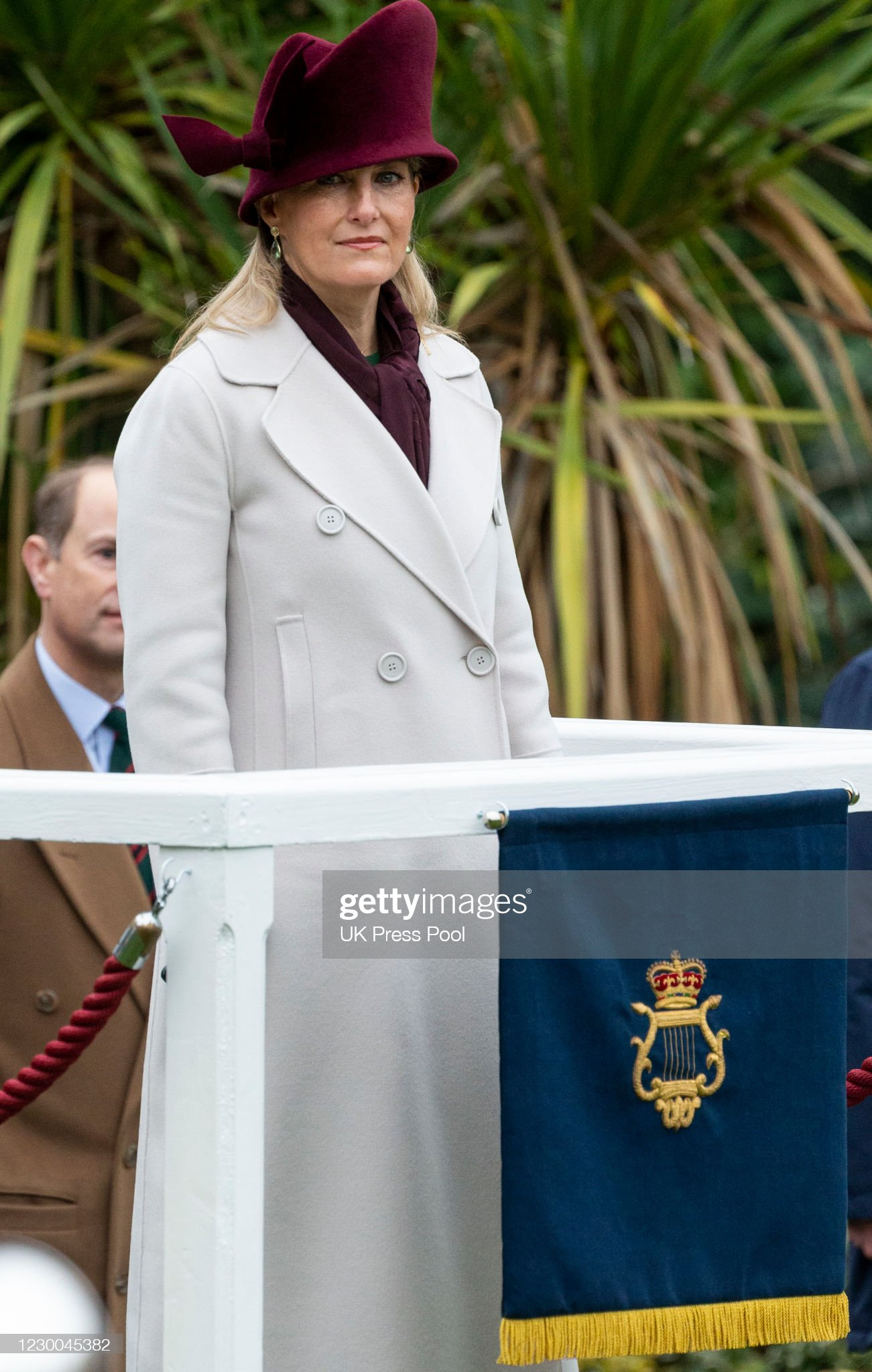 https://media.gettyimages.com/photos/sophie-countess-of-wessex-visits-the-corps-of-army-music-for-a-and-picture-id1230045382?s=2048x2048