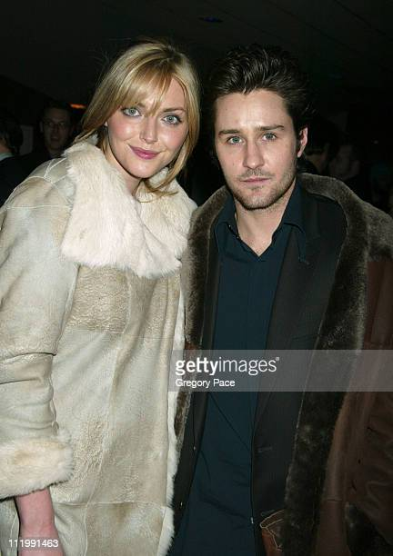 Sophie Dahl and Dan Baker during The Lord Of The Rings The Return Of The King Special Screening New York at AMC Empire in New York City New York...